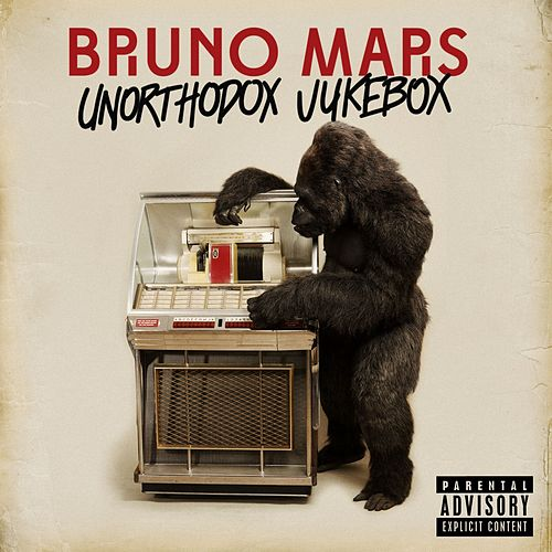 Unorthodox Jukebox von Bruno Mars