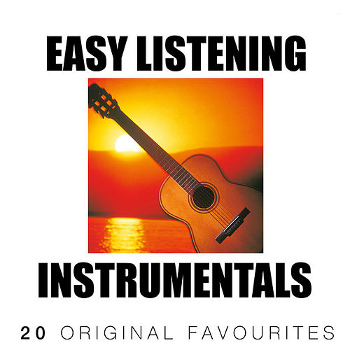 Easy Listening Instrumentals di Various Artists