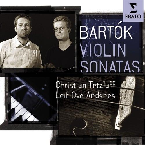 Bartók: Violin Sonatas von Christian Tetzlaff