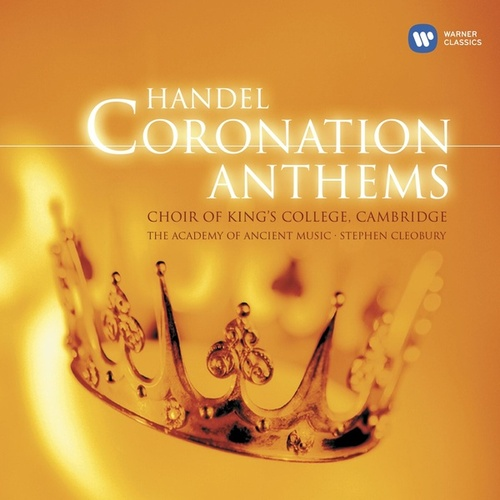 Handel Coronation Anthems de Academy Of Ancient Music (1)