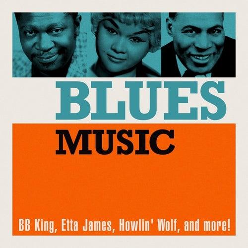 Blues Music de Various Artists