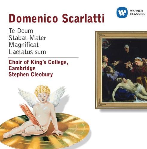 Scarlatti: Te Deum, Stabat Mater, Magnificat, Laetatus sum de Stephen Cleobury