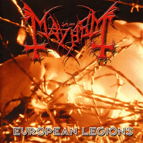 European Legions by Mayhem