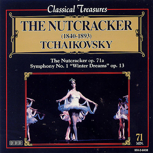 The Nutcracker von Pyotr Ilyich Tchaikovsky