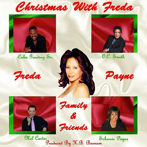 Christmas With Freda, Family & Friends de Freda Payne