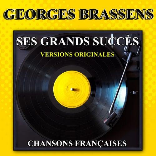 Ses grands succès (Chansons françaises) de Georges Brassens