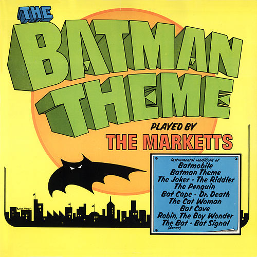 The Batman Theme de The Marketts