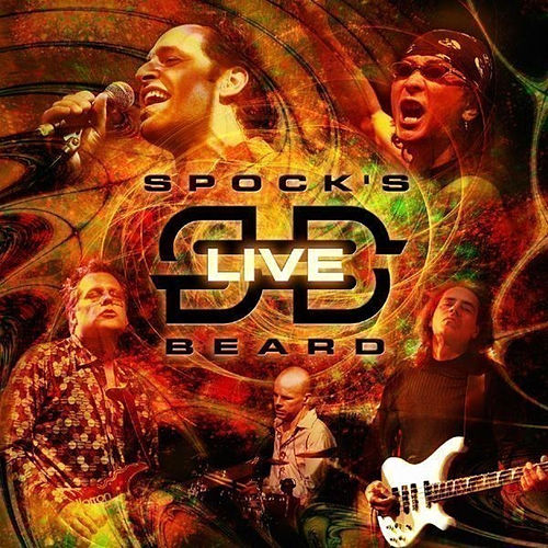 Live by Spock's Beard