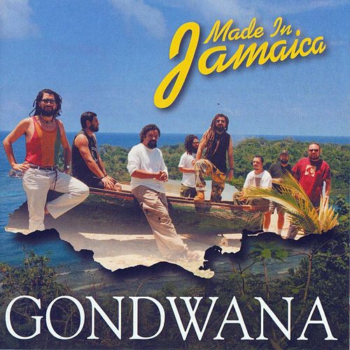 Made In Jamaica von Gondwana