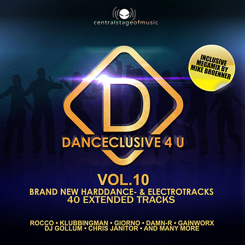 Danceclusive 4 U, Vol.10 von Various Artists