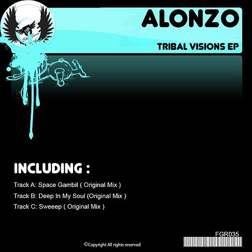 Tribal Visions - Single de Alonzo