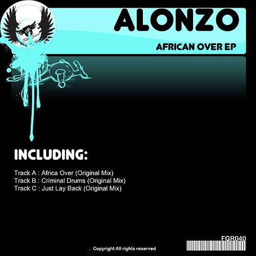 African Over - Single de Alonzo