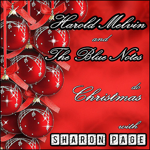 Harold Melvin and the Blue Notes do Christmas with Sharon Page de Harold Melvin and The Blue Notes