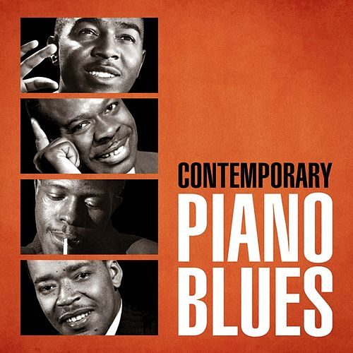 Contemporary Piano Blues de Various Artists