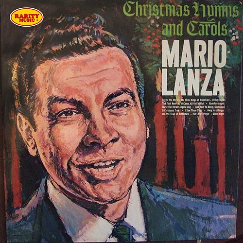 Christmas Hymns and Carols by Mario Lanza