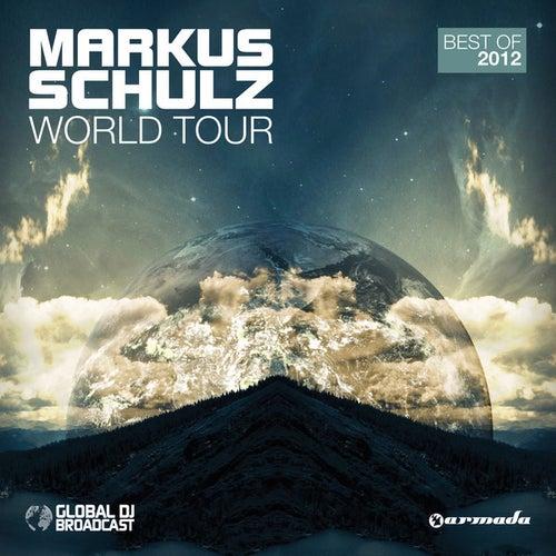 World Tour - Best Of 2012 (Unmixed Edits) von Various Artists