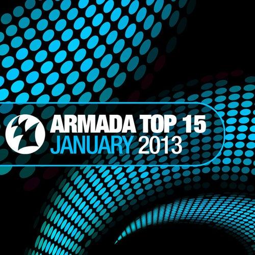 Armada Top 15 - January 2013 von Various Artists