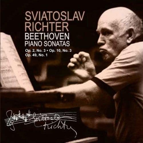 Beethoven: Sonatas Nos. 3, 7 & 19 de Sviatoslav Richter