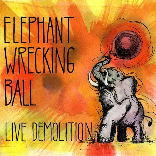 Live Demolition von Elephant Wrecking Ball