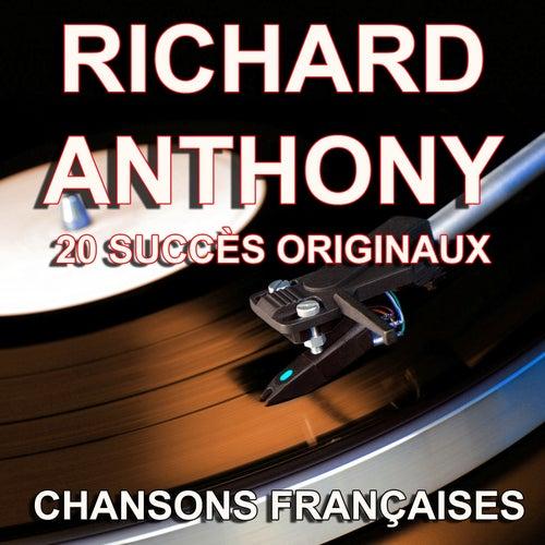 Chansons françaises (20 succès originaux) by Richard Anthony