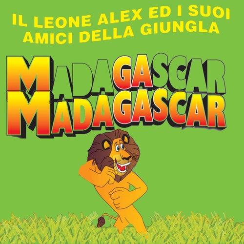 Madagascar (Il Leone Alex Ed I Suoi Amici Della Giungla) de Disney