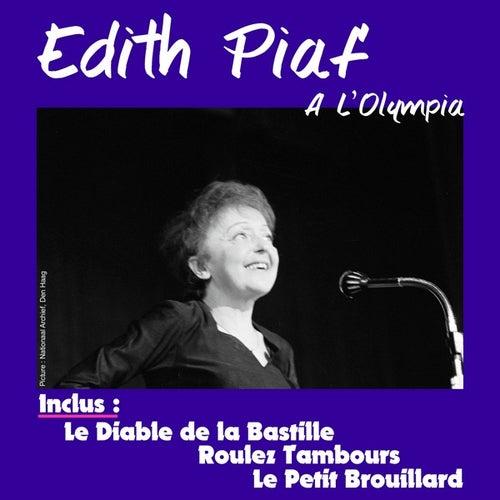 A l'Oympia de Edith Piaf