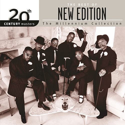 20th Century Masters: The Millennium... de New Edition