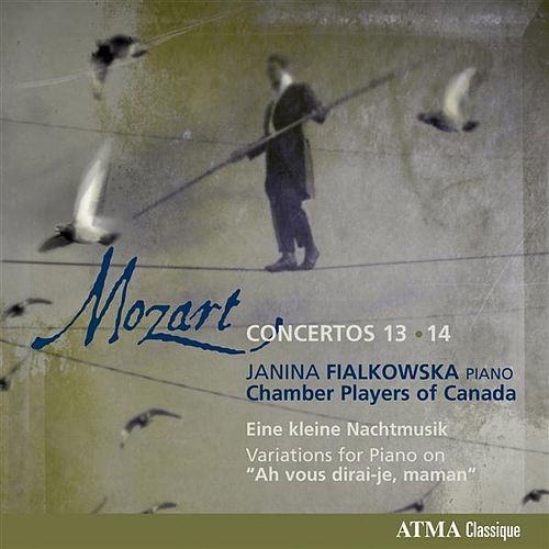 Mozart: Concertos Nos. 13 & 14 (chamber version) by Various Artists