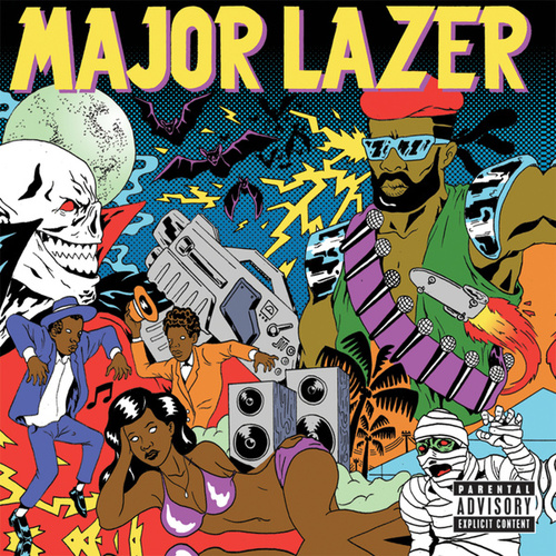 Guns Don't Kill People...Lazers Do (Deluxe) de Major Lazer