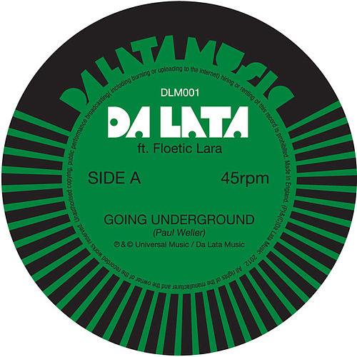 Going Underground by Da Lata