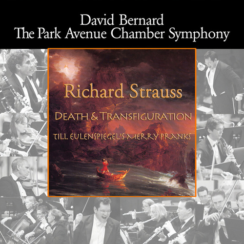 Strauss: Death and Transfiguration - Till Eulenspiegel's Merry Pranks de Park Avenue Chamber Symphony