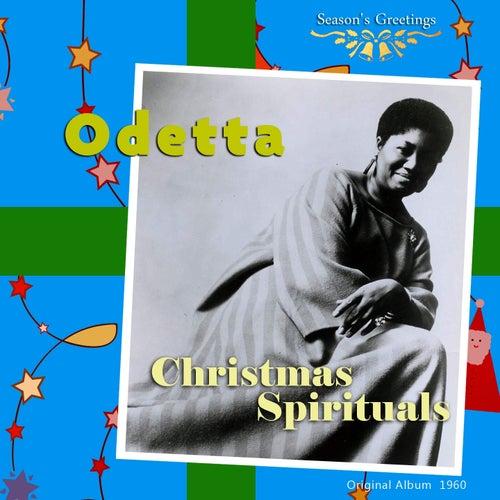 Christmas Spirituals (Original Album, 1960) de Odetta