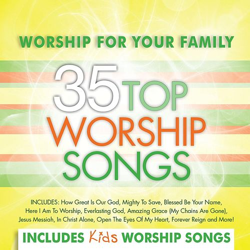 Worship for Your Family (Yellow) von Various Artists