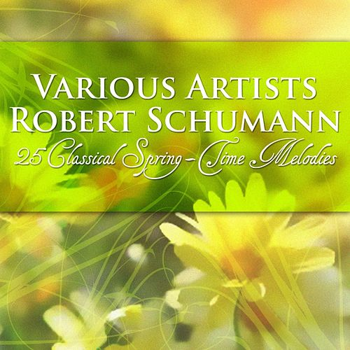 25 Classical Spring-Time Melodies von Various Artists