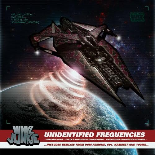 Unidentified Frequencies von Vinyl Junkie