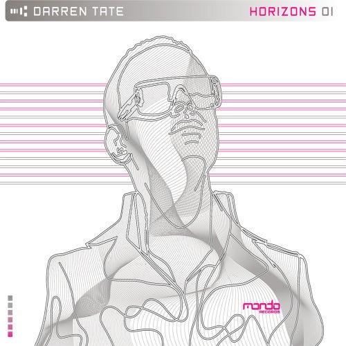 Horizons 01 - EP by Darren Tate