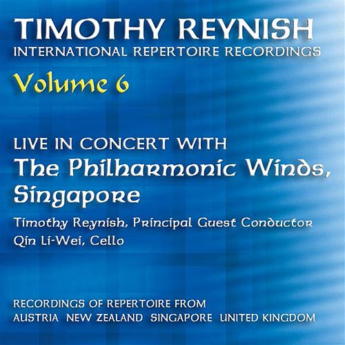 Timothy Reynish Live in Concert, Vol. 6 von Various Artists