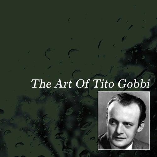 The Art Of Tito Gobbi de Tito Gobbi