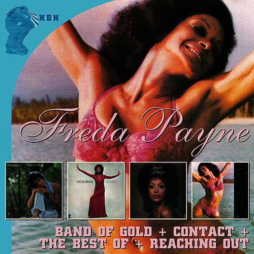 Band Of Gold + Contact + The Best Of + Reaching Out de Freda Payne