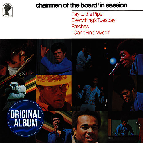In Session de Chairmen Of The Board