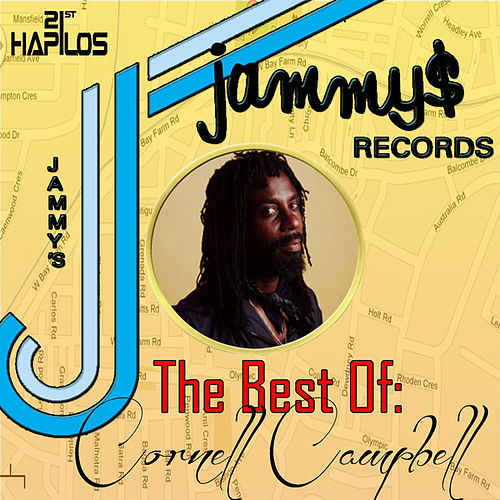 King Jammys Presents the Best of: de Cornell Campbell