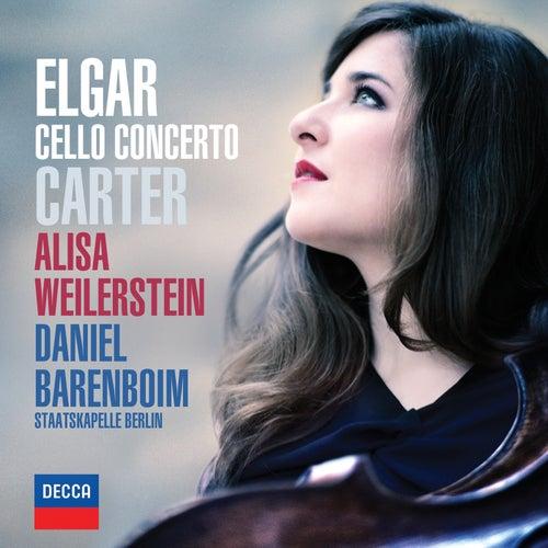 Elgar & Carter Cello Concertos by Alisa Weilerstein