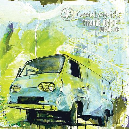 Strange Journey Volume One by CunninLynguists