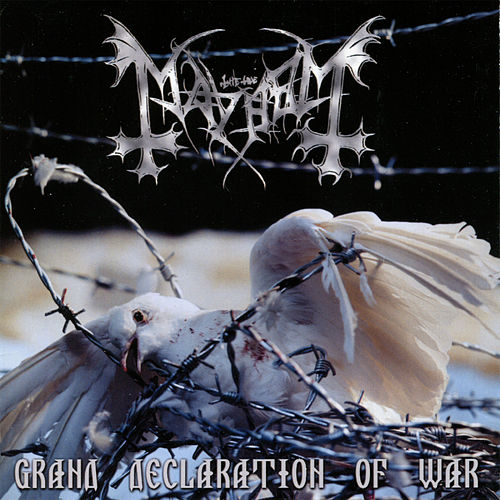 Grand Declaration of War de Mayhem
