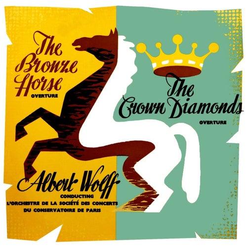 The Bronze Horse Overture von L'Orchestre de la Societe des Concerts du Conservatoire de Paris