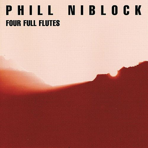 Four Full Flutes by Phill Niblock