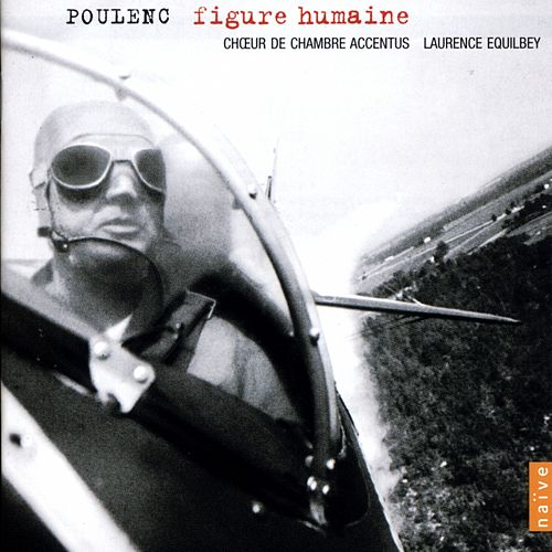 Poulenc: Figure Humaine de Laurence Equilbey