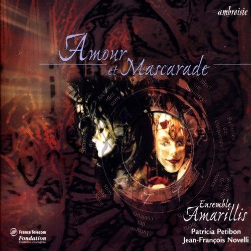 Amour et Mascarade (Purcell et l'Italie) de Ensemble Amarillis