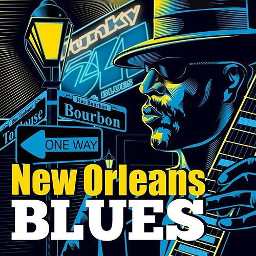 New Orleans Blues by Various Artists