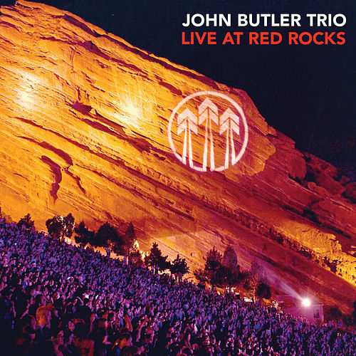 Live At Red Rocks by John Butler Trio